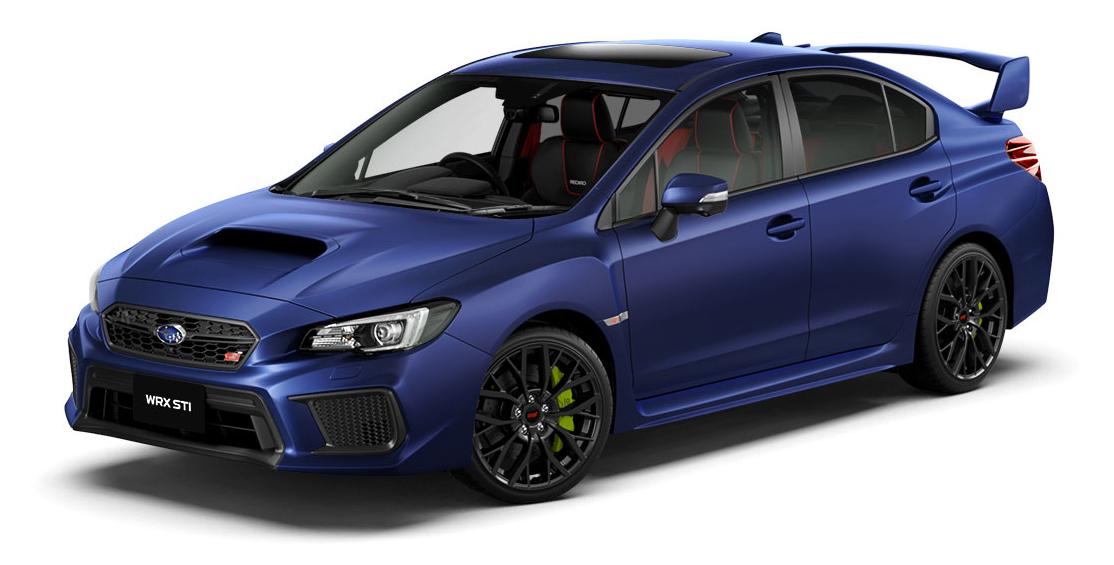 Subaru West Rand - Subaru WRX STi